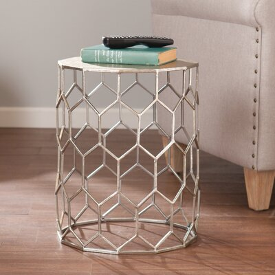 Kendrick Metal End Table