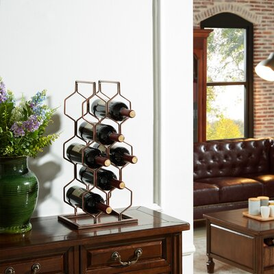 Ariele 8 Bottle Tabletop Wine Rack
