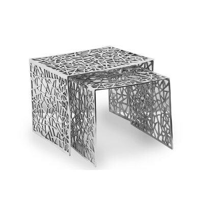 Reiner 2 Piece Nesting Tables