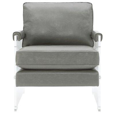 Edi Armchair Upholstery: Gray