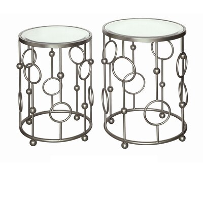 Barr 2 Piece Nesting Tables