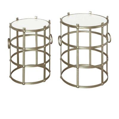 Barnatt 2 Piece Nesting Tables