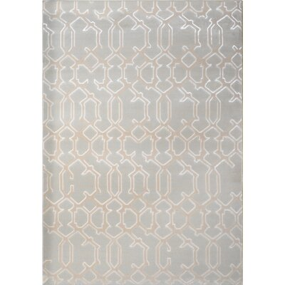 Ahumada Cream Area Rug Rug Size: Rectangle 52 x 72