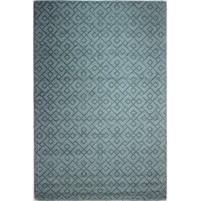 Hannah Hand-Woven Area Rug Rug Size: 76 x 96