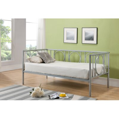 Merriam Daybed Finish: Silver