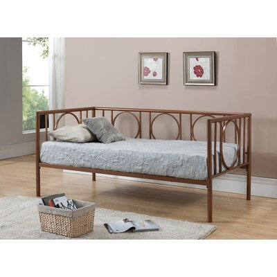 Tracy Daybed Finish: Copper