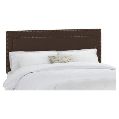 Rufus Upholstered Panel Headboard Size: Full