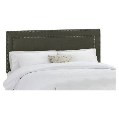 Rufus Upholstered Panel Headboard Size: Twin