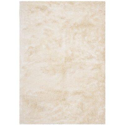 Oakdene Ivory Area Rug Rug Size: 5 x 8