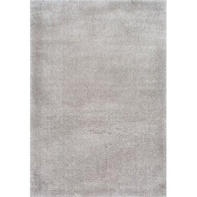 Celles Silver Area Rug Rug Size: 67 x 9