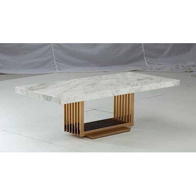 Jayleen Marble Coffee Table