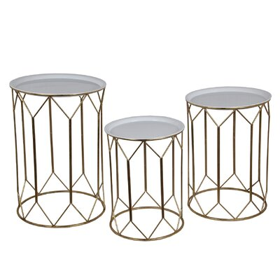 Calne 3 Piece Nesting Tables