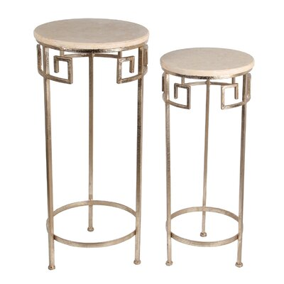 Filomena 2 Piece Nesting Tables