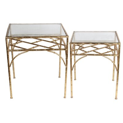 Fulvia 2 Piece Tables