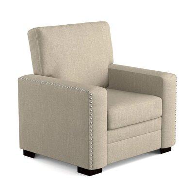 Blanchett Armchair Upholstery: Barley Tan