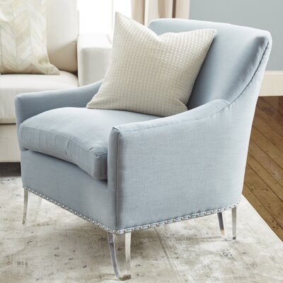 Becket Armchair Upholstery: Teal