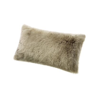 Brookhill Lumbar Pillow Color: Vole
