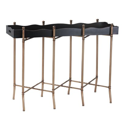 Rivero Tray Style Console Table