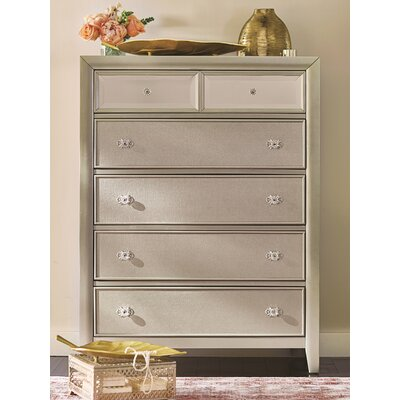 Gottfried 5 Drawer Dresser