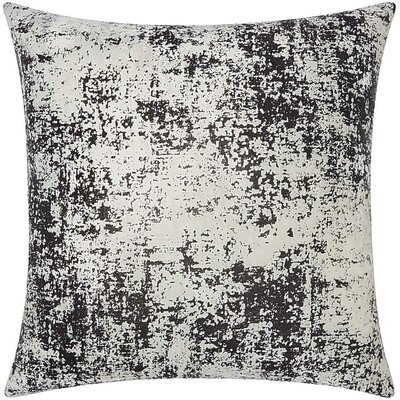 Chiron Throw Pillow Color: Black