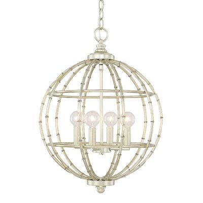 Walhorn 4-Light Globe Pendant