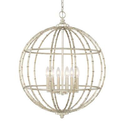 Walhorn 6-Light Globe Pendant