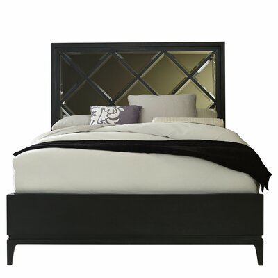 Courtlyn Queen Panel Bed with Mattress