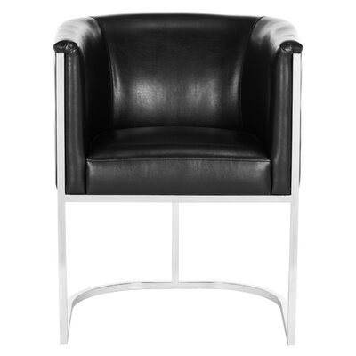 Reynaldo Leather Armchair