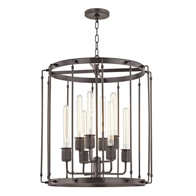 Watchet 8-Light Pendant Finish: Old Bronze