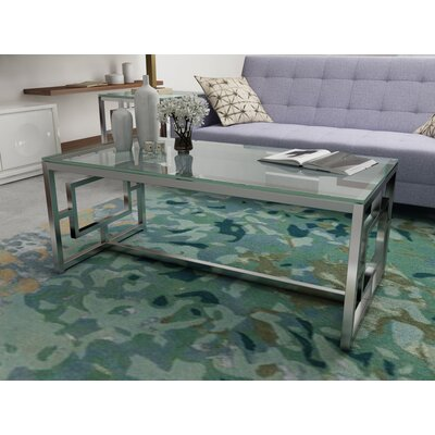 Alvar Contemporary Coffee Table