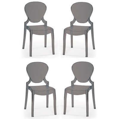 Ramet Side Chair Finish: Smoke