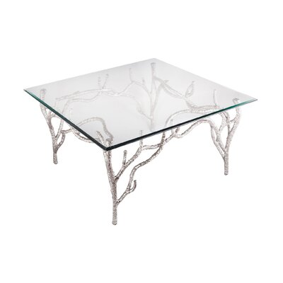 Shona Contemporary Square End Table