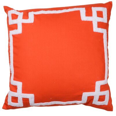 Weybridge Embroidered Throw Pillow