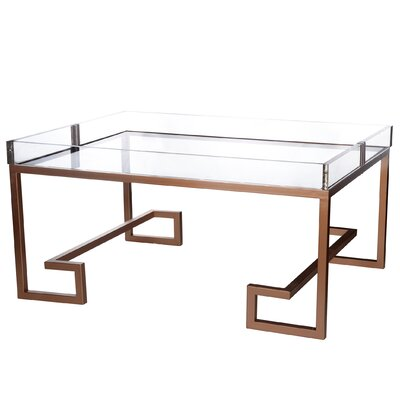 Russell Coffee Table with Tray