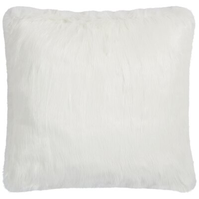 Pierre Faux Fur Throw Pillow