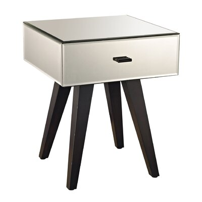 Saniyah 1 Drawer End Table
