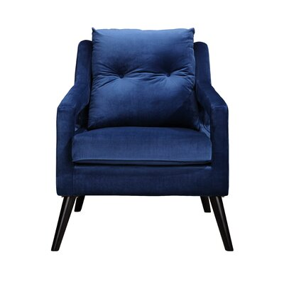 Withernsea Armchair Upholstery: Blue
