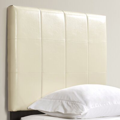 Muni Twin Upholstered Panel Headboard