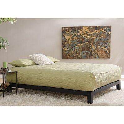 Hasse Glam Platform Bed Size: Full, Finish: Black