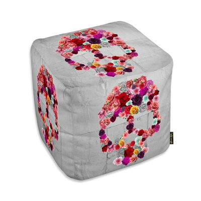 Prudhoe Bed of Roses Ottoman