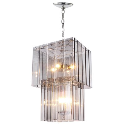 Raquel 4-Light Ceiling Pendant