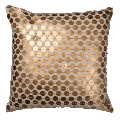 Robertville Cotton Linen Throw Pillow