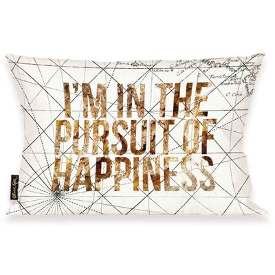 Pudsey Pursuit of Happiness Lumbar Pillow