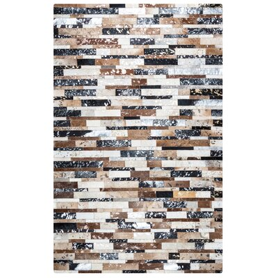 Rinaldo Hand-Tufted Area Rug Rug Size: 5 x 8