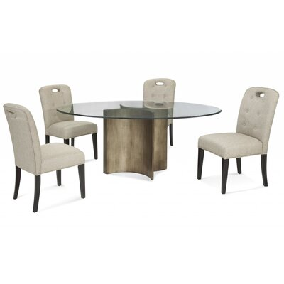 Eleta 5 Piece Dining Set
