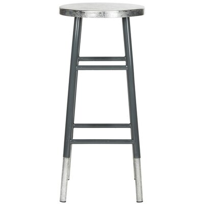 Torquay Bar Stool Finish: Gray