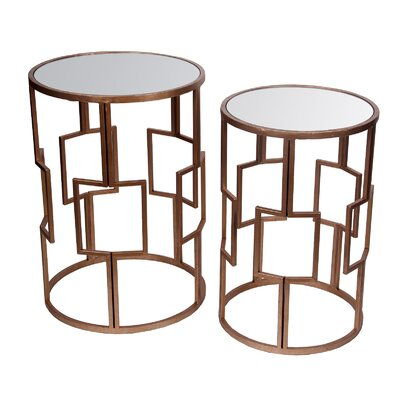 Colchester 2 Piece Stand Set