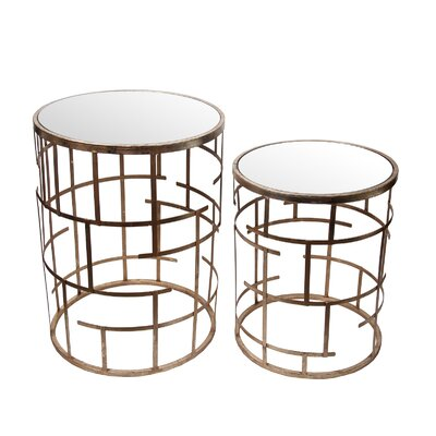 Arcene 2 Piece Stand Set