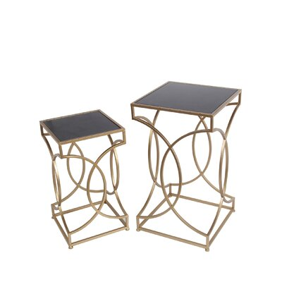 Coquina 2 Piece End Table Set