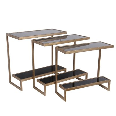 Goffredo 3 Piece Nesting Tables